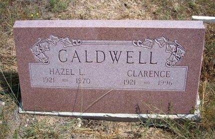CALDWELL, HAZEL L - Baca County, Colorado | HAZEL L CALDWELL - Colorado Gravestone Photos