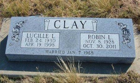 CLAY, ROBIN L - Baca County, Colorado   ROBIN L CLAY - Colorado Gravestone Photos