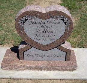 ALFREY COLLINS, JENNIFER DAWN - Baca County, Colorado | JENNIFER DAWN ALFREY COLLINS - Colorado Gravestone Photos