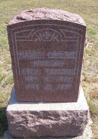 COLLINS, MAUDE - Baca County, Colorado | MAUDE COLLINS - Colorado Gravestone Photos