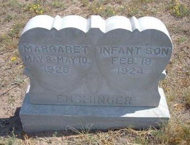 EMSMINGER, INFANT SON - Baca County, Colorado | INFANT SON EMSMINGER - Colorado Gravestone Photos