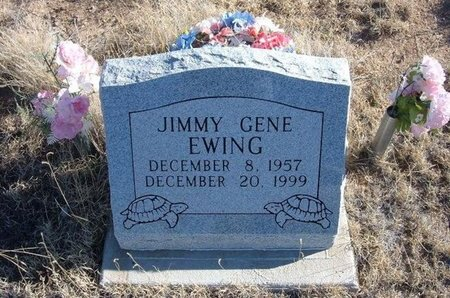 EWING, JIMMY GENE - Baca County, Colorado | JIMMY GENE EWING - Colorado Gravestone Photos