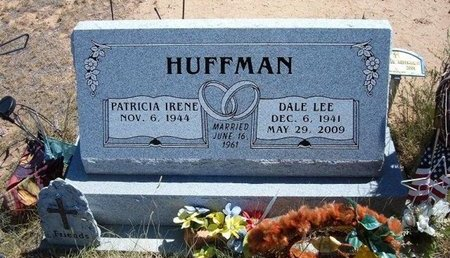 HUFFMAN, DALE LEE - Baca County, Colorado | DALE LEE HUFFMAN - Colorado Gravestone Photos