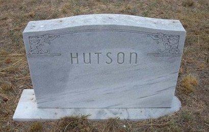 HUTSON FAMILY GRAVESTONE,  - Baca County, Colorado    HUTSON FAMILY GRAVESTONE - Colorado Gravestone Photos