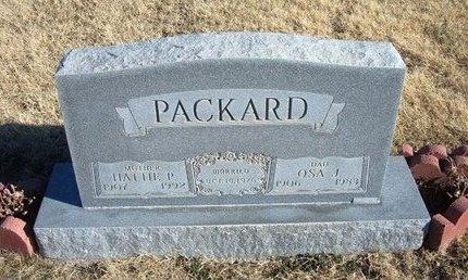 ARNDT PACKARD, HATTIE PERMELIA - Baca County, Colorado | HATTIE PERMELIA ARNDT PACKARD - Colorado Gravestone Photos