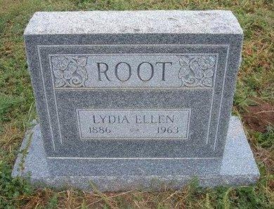 ROOT, LYDIA ELLEN - Baca County, Colorado   LYDIA ELLEN ROOT - Colorado Gravestone Photos