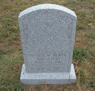 ROOT, NOAH W - Baca County, Colorado | NOAH W ROOT - Colorado Gravestone Photos