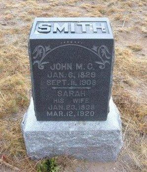 SMITH, JOHN M C - Baca County, Colorado | JOHN M C SMITH - Colorado Gravestone Photos