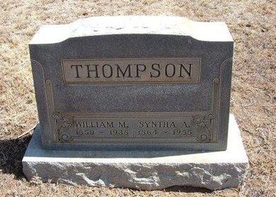 GLASCO THOMPSON, SYNTHA A - Baca County, Colorado | SYNTHA A GLASCO THOMPSON - Colorado Gravestone Photos