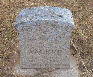 WALKER, ISAAC LAFAYETTE - Baca County, Colorado | ISAAC LAFAYETTE WALKER - Colorado Gravestone Photos