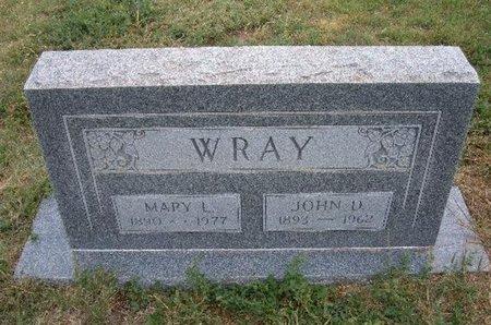 ROOT WRAY, MARY E - Baca County, Colorado | MARY E ROOT WRAY - Colorado Gravestone Photos