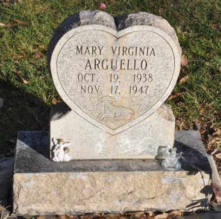 ARGUELLO, MARY VIRGINIA - Bent County, Colorado | MARY VIRGINIA ARGUELLO - Colorado Gravestone Photos
