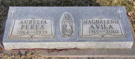 AVILA, MAGDALENO - Bent County, Colorado | MAGDALENO AVILA - Colorado Gravestone Photos