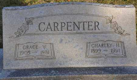 CARPENTER, GRACE W. - Bent County, Colorado | GRACE W. CARPENTER - Colorado Gravestone Photos
