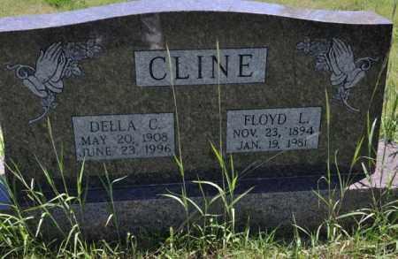 CLINE, DELLA C - Bent County, Colorado | DELLA C CLINE - Colorado Gravestone Photos