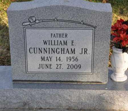 CUNNINGHAM JR, WILLIAM E - Bent County, Colorado | WILLIAM E CUNNINGHAM JR - Colorado Gravestone Photos