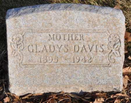 DAVIS, GLADYS - Bent County, Colorado | GLADYS DAVIS - Colorado Gravestone Photos