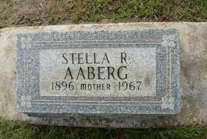 AABERG, STELLA R. - Boulder County, Colorado   STELLA R. AABERG - Colorado Gravestone Photos