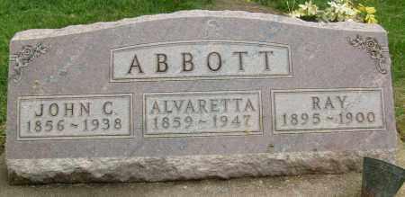 ABBOTT, ALVARETTA - Boulder County, Colorado | ALVARETTA ABBOTT - Colorado Gravestone Photos