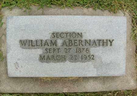 ABERNATHY, WILLIAM - Boulder County, Colorado   WILLIAM ABERNATHY - Colorado Gravestone Photos
