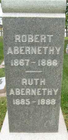 ABERNETHY, ROBERT - Boulder County, Colorado | ROBERT ABERNETHY - Colorado Gravestone Photos