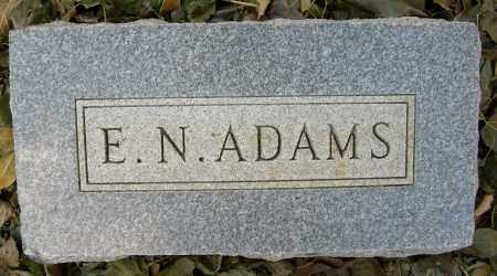 ADAMS, EMERY N. - Boulder County, Colorado | EMERY N. ADAMS - Colorado Gravestone Photos