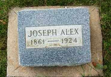 ALEX, JOSEPH - Boulder County, Colorado   JOSEPH ALEX - Colorado Gravestone Photos