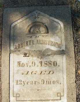 ARMSTRONG, ROBERT L. - Boulder County, Colorado | ROBERT L. ARMSTRONG - Colorado Gravestone Photos