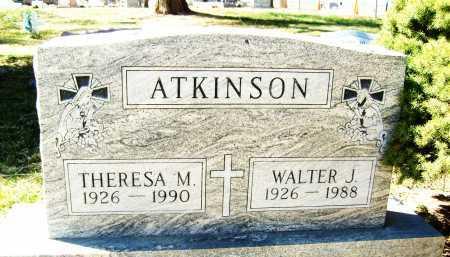 ATKINSON, THERESA M. - Boulder County, Colorado | THERESA M. ATKINSON - Colorado Gravestone Photos