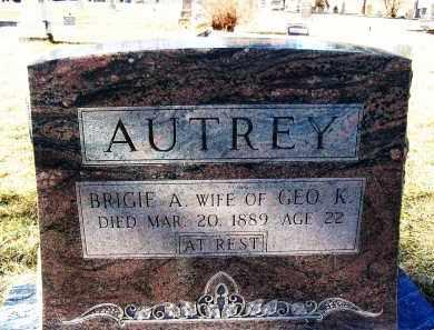 AUTREY, BRIGIE A. - Boulder County, Colorado | BRIGIE A. AUTREY - Colorado Gravestone Photos