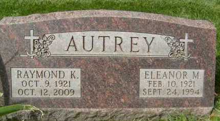 AUTREY, ELEANOR M. - Boulder County, Colorado | ELEANOR M. AUTREY - Colorado Gravestone Photos