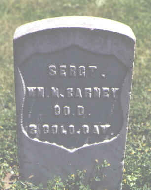 BARNEY, WM. M. - Boulder County, Colorado | WM. M. BARNEY - Colorado Gravestone Photos