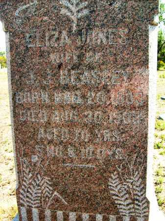 BEASLEY, ELIZA - Boulder County, Colorado   ELIZA BEASLEY - Colorado Gravestone Photos