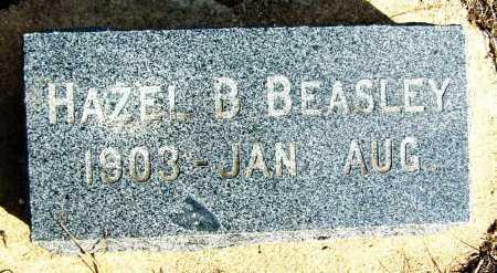 BEASLEY, HAZEL B. - Boulder County, Colorado | HAZEL B. BEASLEY - Colorado Gravestone Photos