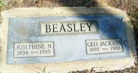 BEASLEY, GEORGE JACKSON - Boulder County, Colorado | GEORGE JACKSON BEASLEY - Colorado Gravestone Photos