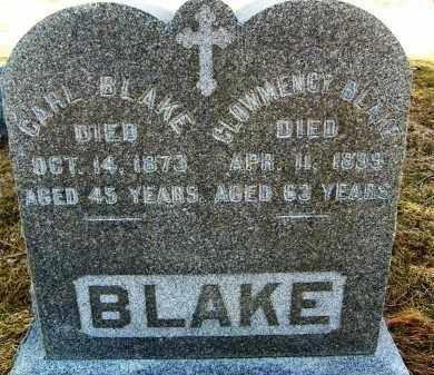 BLAKE, CLOWMENCY - Boulder County, Colorado   CLOWMENCY BLAKE - Colorado Gravestone Photos