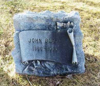 BLAKE, JOHN - Boulder County, Colorado   JOHN BLAKE - Colorado Gravestone Photos