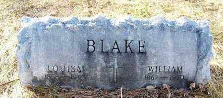 BLAKE, WILLIAM - Boulder County, Colorado | WILLIAM BLAKE - Colorado Gravestone Photos