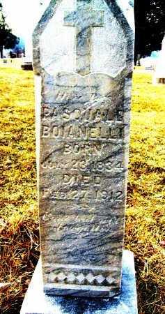 BOIANELLI, PASQUALE - Boulder County, Colorado | PASQUALE BOIANELLI - Colorado Gravestone Photos
