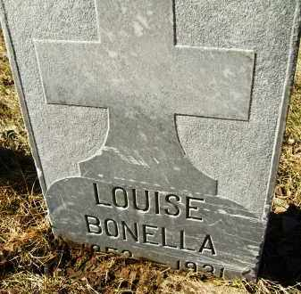 BONELLA, LOUISE - Boulder County, Colorado | LOUISE BONELLA - Colorado Gravestone Photos