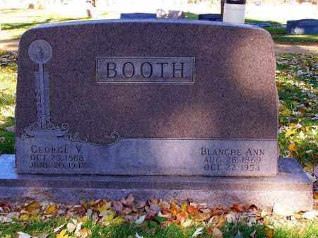 BOOTH, BLANCHE - Boulder County, Colorado | BLANCHE BOOTH - Colorado Gravestone Photos