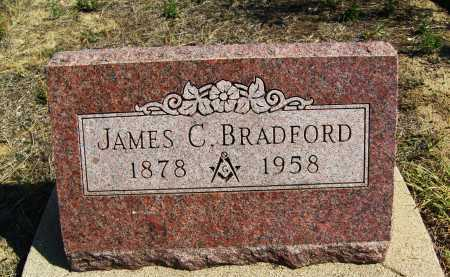 BRADFORD, JAMES C. - Boulder County, Colorado | JAMES C. BRADFORD - Colorado Gravestone Photos