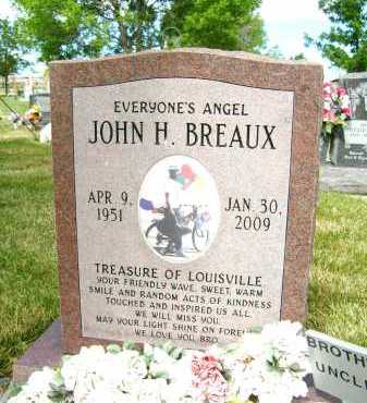 BREAUX, JOHN H. - Boulder County, Colorado | JOHN H. BREAUX - Colorado Gravestone Photos