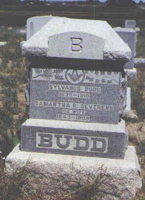 BUDD, SAMANTHA R. - Boulder County, Colorado | SAMANTHA R. BUDD - Colorado Gravestone Photos
