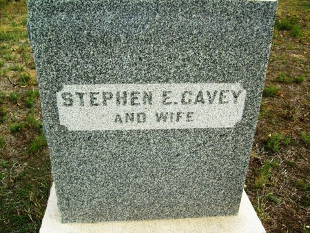 CAVEY, STEPHEN - Boulder County, Colorado | STEPHEN CAVEY - Colorado Gravestone Photos
