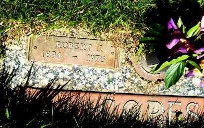 COPES, ROBERT J. - Boulder County, Colorado | ROBERT J. COPES - Colorado Gravestone Photos