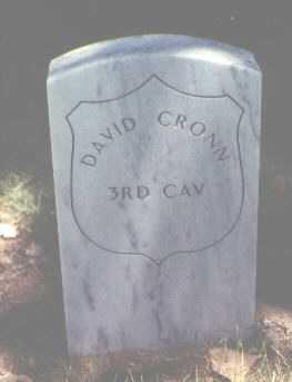 CRONN, DAVID - Boulder County, Colorado   DAVID CRONN - Colorado Gravestone Photos