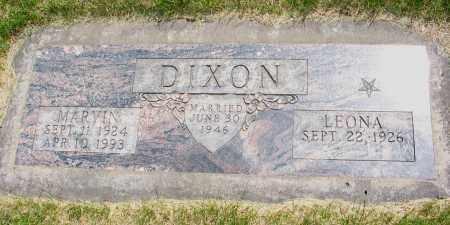 DIXON, LEONA - Boulder County, Colorado | LEONA DIXON - Colorado Gravestone Photos