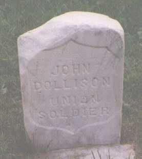 DOLLISON, JOHN - Boulder County, Colorado   JOHN DOLLISON - Colorado Gravestone Photos