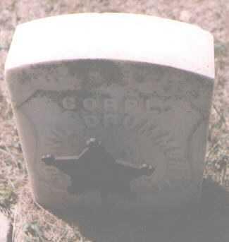 DRUMMOND, DANIEL - Boulder County, Colorado | DANIEL DRUMMOND - Colorado Gravestone Photos